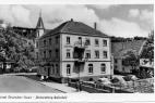 Postkarte Hotel Deutsches Haus