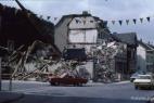 Abbruchhaus Menschel 1979