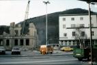 Abriss der Martin-Luther-Schule im J ahre1981