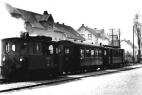 Kleinbahn mit Personenwagen