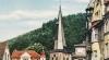 Postkarte mit Blick auf die Christuskirche
