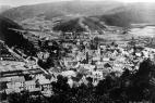 Blick auf Plettenberg (Postkartenmotiv)