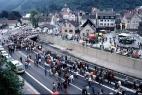 Eröffnung der Wallumgehung im Jahre 1984