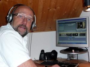 Filmemacher Georg Prüß