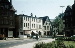 Maiplatz im Jahre 1960 (Foto:M.Zimmer)